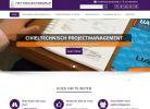 Het Projectbedrijf website
